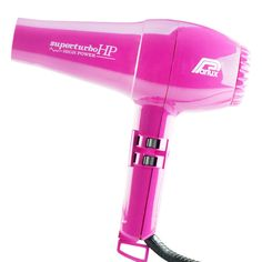 Parlux Premium Superturbo HP Hair Dryer Fuchsia | RRP $169.95 | A salon favourite recharged.
