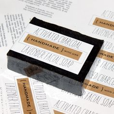 DIY Ideas for Homemade Soap Labels