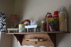 Sunny Simple Life: Vintage In the Kitchen