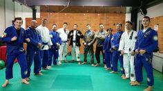 BJJ team Cattolica! Oss