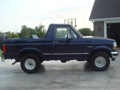 Ford Bronco Top Off | New to me Bronco and the top is off