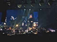 Elbow... 1st night of 2014 UK Tour #Birmingham