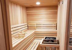 Do you dream of having a sauna? 🔥 Chronic Tension Headaches, Finnish Sauna, Home Tech, Infrared Sauna, In Ground Pools, Smart Home, Custom Homes, Saunas, Relax