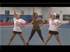 Cheerleading Cheers: Rebound - YouTube