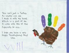 super cute thanksgiving idea