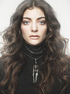 Lorde (musician) Photo by Charles Howells