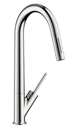 Hansgrohe Starck Kitchen Faucet 10821001 Chrome