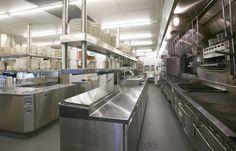 Industrial Kitchen Interior Design