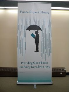 Our new banner! See it soon at an event near you! Rainy Days, Good Books, Banner, Display, Banner Stands, Floor Space, Billboard, Rain Days, Great Books