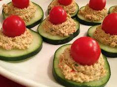 cucumber appetizer recipe - Google Search