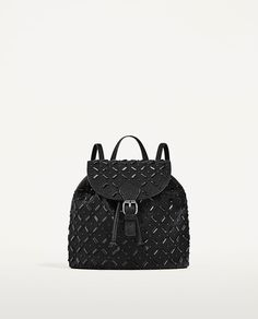 Image 2 of BACKPACK WITH DETAILS from Zara