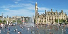 Bradford- A growing city with a strong economy