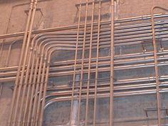 The industrial inside wireman installs conduit systems like this on, among other things.