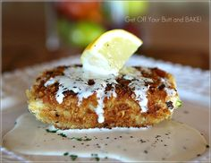 Hawaiian Crunch Halibut with Lemon Butter Sauce {recipe} I made this with chicken breasts-wow! I bet the halibut is even better. Halibut Recipes, Fish Recipes, Seafood Recipes, Cooking Recipes, Cooking Fish, Recipies, Hawaiian Recipes, Healthy Recipes, What's Cooking