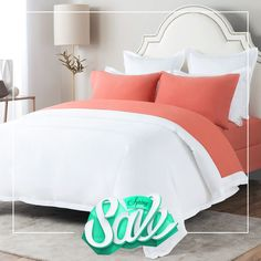 Its a good time to #revamp your room. Get 43% Off when you buy Solid #Flannel Sheet Set from Lelaan