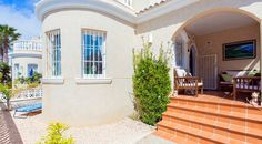 RicaMar Homes Real Estate Costa Blanca | 3 bed 2 bathroom Villa in Los Altos - Orihuela Costa Mansions, House Styles, Home Decor, Decoration Home, Manor Houses, Room Decor, Villas, Mansion, Home Interior Design