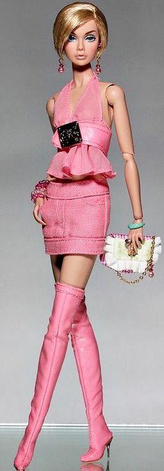 DSDivas Fashion Doll poppy parker