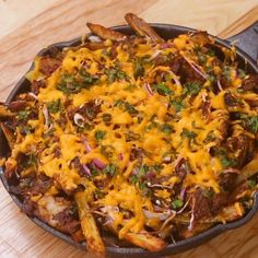 7 Recipes For Anyone Who Loves Fries by Tasty