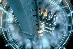 Done: Oblivion Alton Towers Vertical Drop Coaster Roller Coaster Theme, Best Roller Coasters, Cool Coasters, Alton Towers Rides, Trips To Disneyland Paris, Best Amusement Parks, Beach Rides, Amazing Adventures, Oblivion