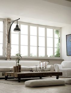 """I've to fabricate an exposed brick wall just to hang a """"street lamp"""" off it now. #bright_ideas #lofty_ideals"""