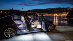 2016 BMW 7-Series 730d - Interior | HD Wallpaper #230 | 1920x1080