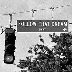 Instagram media by houseofarike - There are signs everywhere #FollowYourDream #DailyMantra