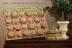 Homemade Life: Christmas Traditions {Advent Calendars}