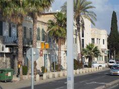 Haifa - Israel Haifa Israel, Street View