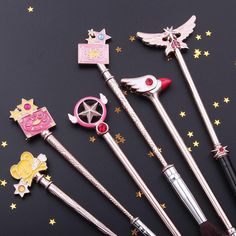 Cardcaptor Sakura The Magic Ward Makeup Brush Set – Peiliee Shop
