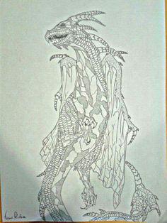 My first dragon ♥ i love it