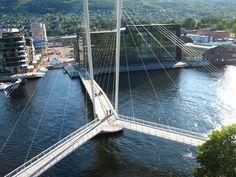 Ypsilon bridge,Norway