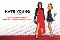 Really cute stuff! Kate Young for Target.