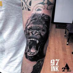 Artista: Antonio Alarcon Estudio: 97Ink Studio Instagram: @antonio.alarcon.tattoo Instagram Estudio: @97inktattoo Facebook: Antonio Alarcon Tattoo Artist (@97ink)  #thebesttattooartists #thespaintattoobible #thebestspaintattooartists #tattoo #tatuaje #wcw #artists_magazine #artist  #cheyennetattooequipment #ink #art_collective #artist #tattoos #photooftheday #inkonsky #balmtattoo #tattoomachine #tattooed #tattooist #antonioalarcontattoo