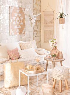 Tendencia decorativa White Island   Maisons du Monde