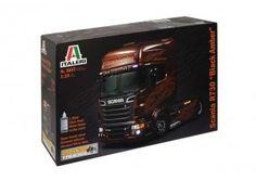 "Scania R730 ""Black Amber""     scala 1:24"