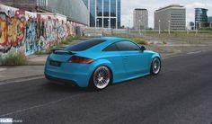 radi8 r8a10 - Audi TT S Radi8 Wheels Europe:  www.radi8wheels.com info@radi8wheels.com Radi8 Wheels USA: www.radi8wheelsusa.com info@radi8wheelsusa.com #radi8wheels #audi #tts