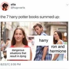 NONONO it's more like the guy is Voldemort and the girlfriend is Harry