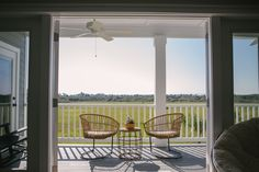 Photography by Mathers PhotographyJust off the gorgeous beaches of Saint Augustine, Florida, Jody and Jessica Davis designed and built this custom coastal modern farmhouse. With a spacious backyard… Coastal Farmhouse, Modern Farmhouse, Farmhouse Style, Interior Rugs, Keeping Room, Cozy Corner, Rugs Usa, Little Girl Rooms, Shaker Style