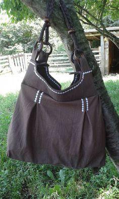 lienka97 / Veľká taška Hneduľa Mobiles, Bags, Fashion, Handbags, Moda, Fashion Styles, Mobile Phones, Fashion Illustrations, Bag