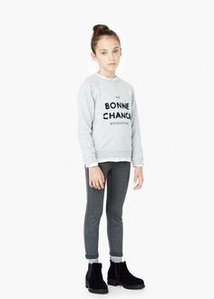 Dzsoggingnadrág Lany, Ford, Graphic Sweatshirt, Sweatshirts, Sweaters, Fashion, Gowns, Latest Fashion Trends, Feminine Fashion