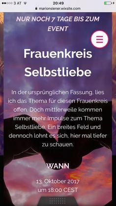 #Zitate, #Herzensweisheiten, #Selbstliebe, #Frauenkreis Self Love, Word Reading, Quotes