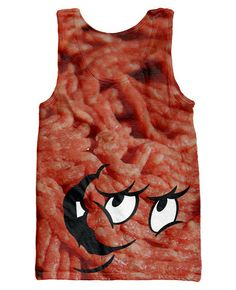 Meatwad Tank Top - RageOn