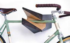 Trend: Bekleed je muur met een fiets