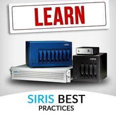 Do you know the best practices for Datto SIRIS?