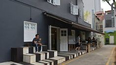 Work-Friendly Cafes