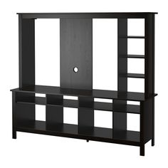 online shopping for IKEA TV Storage Unit, Black-Brown from top store. See new offer for IKEA TV Storage Unit, Black-Brown Home Design, Furniture Plans, Living Room Furniture, Tv Cabinet Ikea, Ikea Sale, Media Storage Unit, Tv Wand, Home Entertainment Furniture, Houses