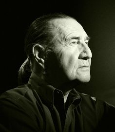 """August Schellenberg, the magnificent Canadian actor who starred in the """"Free Willy"""" movies, and in BURY MY HEART AT WOUNDED KNEE.  I photographed him in March, 2012.  Augie passed away in August, 2013."""