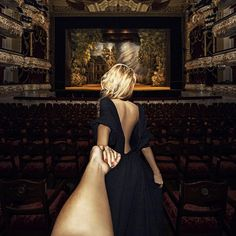 """#followmeto Bolshoi Theatre with @natalyosmann. Check  @travelandleisure for never-before seen photos from our travels as we take over their account for…"""