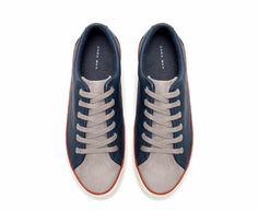 ZARA - MAN - COMBINATION PLIMSOLL