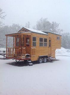 Mississippi Tiny House - 5th Wheel 005